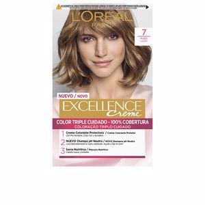 Tintes EXCELLENCE CREME #7 rubio L'Oréal París