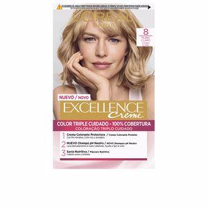 Tintes EXCELLENCE CREME #8 rubio claro L'Oréal París