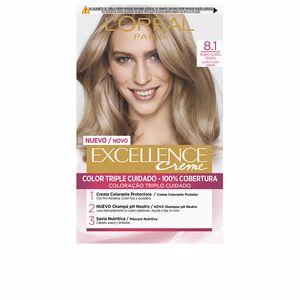 Tintes EXCELLENCE CREME #8,1 rubio claro ceniza L'Oréal París