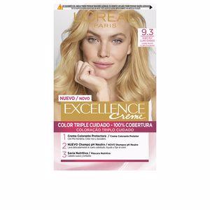 Tintes EXCELLENCE CREME #9,3-rubio claro claro dorado L'Oréal París