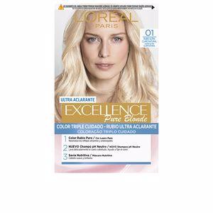 Tintes EXCELLENCE CREME #01 rubio ultra claro natural L'Oréal París
