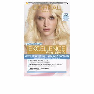 Tintes EXCELLENCE CREME #02 rubio ultra claro dorado L'Oréal París
