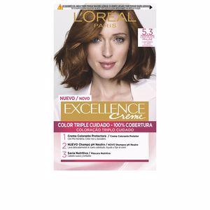 Tintes EXCELLENCE INTENSE #5,3 castaño claro dorado L'Oréal París