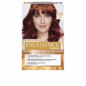 Tintes EXCELLENCE INTENSE #6,66 rojo escarlata intenso L'Oréal París