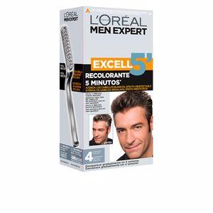 Dye MEN EXPERT EXCELL5  #4-castaño oscuro L'Oréal París