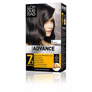 Dye COLOR ADVANCE #1-negro Llongueras