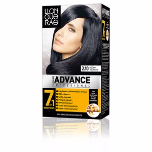 Dye COLOR ADVANCE #2,10-negro azulado Llongueras