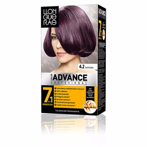 LLONGUERAS COLOR ADVANCE hair colour #4,2-bourgogne