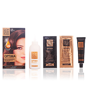 OPTIMA hair colour #5.24-amond dark brown