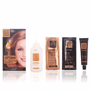 OPTIMA hair colour #8.32-light blond natural