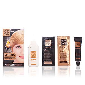 OPTIMA hair colour #9.3-very light blond golden