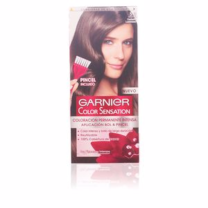 Tintes COLOR SENSATION #5,0 castaño luminoso Garnier