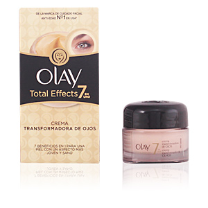 TOTAL EFFECTS crema transformadora ojos 15 ml