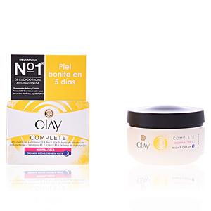 Face moisturizer COMPLETE crema de noche piele normal a seca Olay