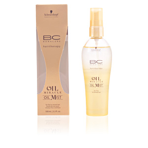 BC OIL MIRACLE mist fine hair 100 ml