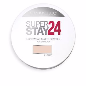 Polvo compacto SUPERSTAY powder waterproof Maybelline