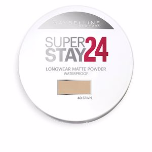 Poudre compacte SUPERSTAY powder waterproof Maybelline