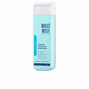 Feuchtigkeitsspendendes Shampoo - Shampoo für glänzendes Haar MARINE MOISTURE shampoo Marlies Möller