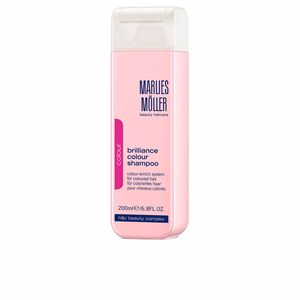 Moisturizing shampoo COLOUR brillance shampoo Marlies Möller