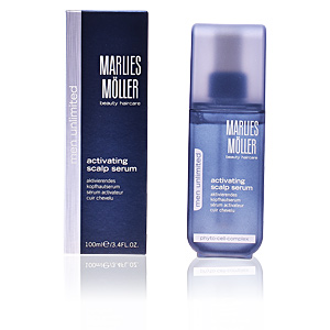 Tratamiento anticaída - Tratamiento capilar MEN UNLIMITED activating scalp serum Marlies Möller