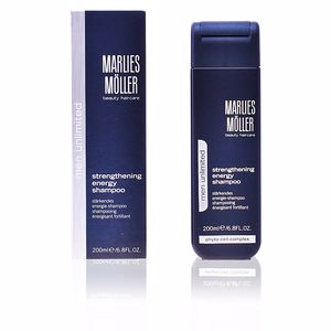 Hair loss shampoo MEN UNLIMITED strengthening shampoo Marlies Möller