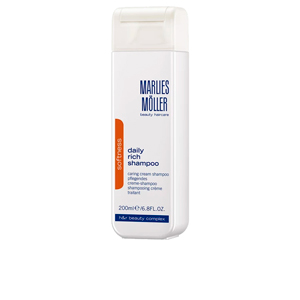 Moisturizing shampoo SOFTNESS daily rich shampoo Marlies Möller