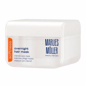 Maschera riparatrice SOFTNESS overnight hair mask Marlies Möller