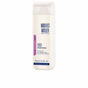 Volumizing shampoo STRENGTH daily mild shampoo Marlies Möller