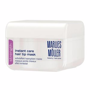 Hair mask for damaged hair STRENGTH instant care hair tip mask Marlies Möller