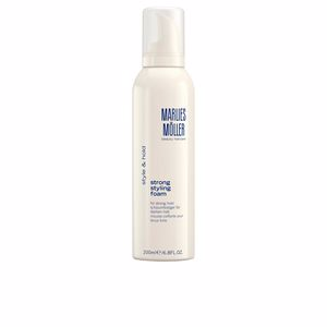 Hair styling product STYLING strong styling foam Marlies Möller