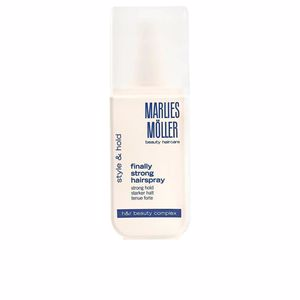 Hair styling product STYLING finally strong hair spray Marlies Möller