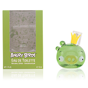 ANGRY BIRDS GREEN edt vaporizador 50 ml