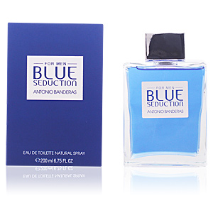 Antonio Banderas BLUE SEDUCTION MAN  perfum