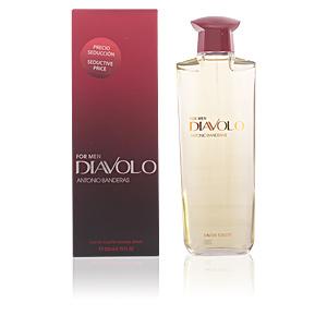 DIAVOLO FOR MEN eau de toilette spray 200 ml