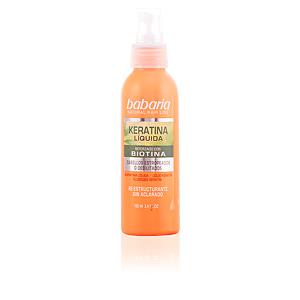 NATURAL HAIR LINE keratina líquida reforzada biotina 100 ml