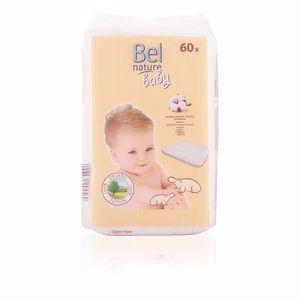 Facial cleanser NATURE BABY maxi discos algodón 100% orgánico Bel