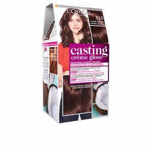 Haarfarbe CASTING CREME GLOSS #515-castaño chocolate L'Oréal París