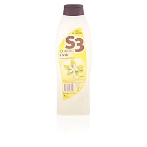 S-3 CLASSIC FRESH edc 600 ml