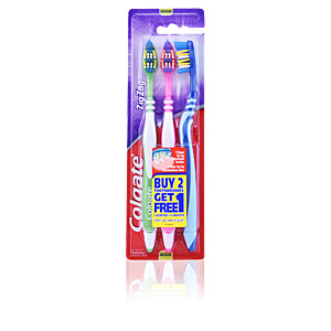 Toothbrush ZIG ZAG toothbrush #medium Colgate