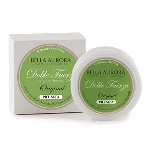 Anti blemish treatment cream DOBLE FUERZA crema anti-manchas Bella Aurora