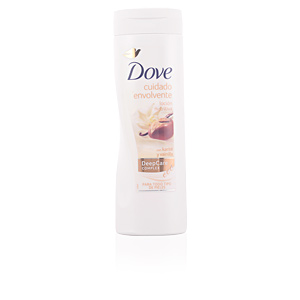 Body moisturiser KARITÉ & VAINILLA loción corporal nutritiva Dove