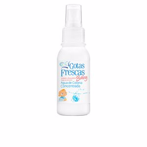 GOTAS FRESCAS COLONIA CONCENTRADA BABY spray 80 ml