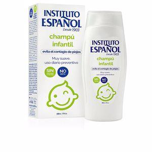 _ - Champú hidratante - Tratamiento antiparásitos INFANTIL champú prevención piojos Instituto Español
