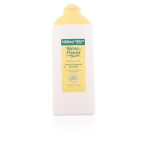 HENO DE PRAVIA ORIGINAL loción hidratante corporal 400 +100 ml