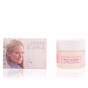 Anti blemish treatment cream HYDRA RICH crema hidratante intensiva antimanchas SPF15 Bella Aurora