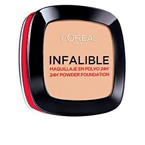 Polvo compacto INFAILLIBLE foundation compact L'Oréal París