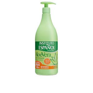 Body moisturiser ALOE VERA loción hidratante Instituto Español