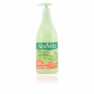 Body moisturiser ALOE VERA loción hidratante