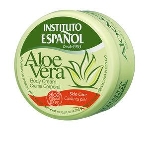 Body moisturiser ALOE VERA crema corporal Instituto Español