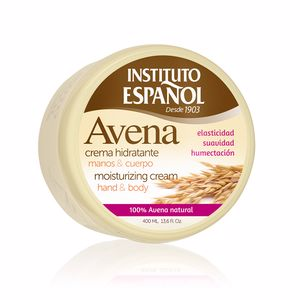 Body moisturiser AVENA crema hidratante Instituto Español